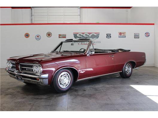 1964 Pontiac GTO for sale in Fairfield, California 94534