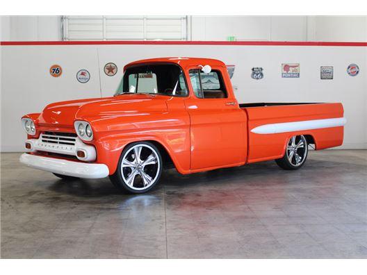 1959 Chevrolet 3100 for sale in Fairfield, California 94534