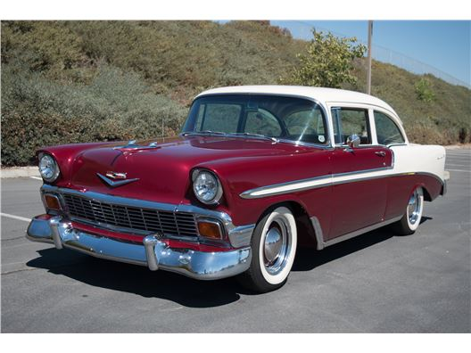 1956 Chevrolet Bel Air for sale in Benicia, California 94510