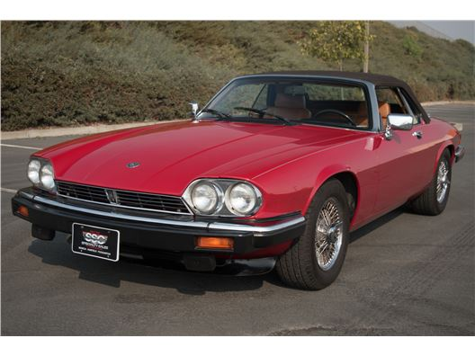 1990 Jaguar XJS for sale in Benicia, California 94510