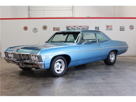 1967 Chevrolet Bel Air for sale in Fairfield, California 94534