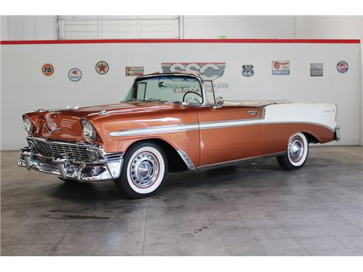 1956 Chevrolet Bel Air for sale in Fairfield, California 94534