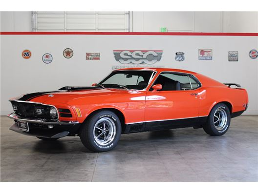 1970 Ford Mustang Mach 1 for sale in Fairfield, California 94534