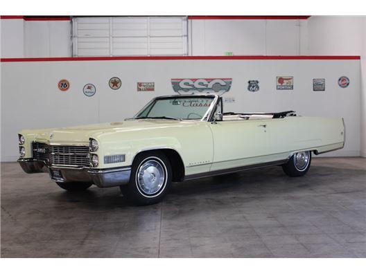 1966 Cadillac Eldorado for sale in Fairfield, California 94534