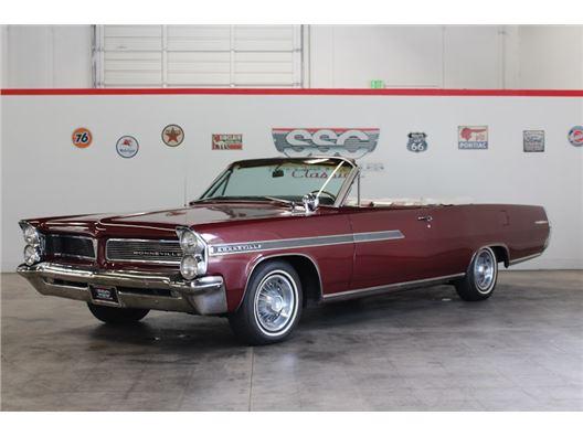 1963 Pontiac Bonneville for sale in Fairfield, California 94534