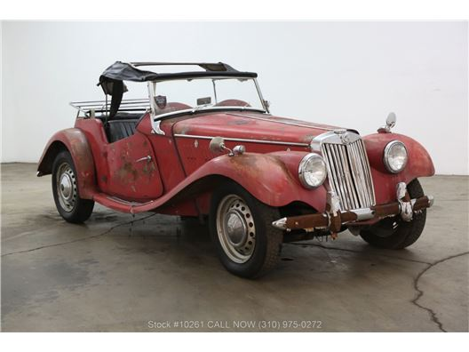 1954 MG TF RHD for sale in Los Angeles, California 90063