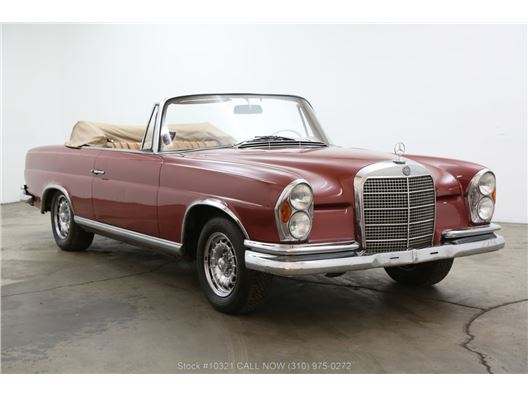 1968 Mercedes-Benz 280SE for sale in Los Angeles, California 90063