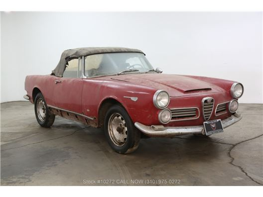 1964 Alfa Romeo 2600 Spider for sale in Los Angeles, California 90063