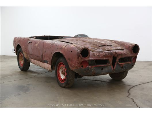 1959 Alfa Romeo 2000 Spider for sale in Los Angeles, California 90063