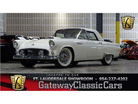 1955 Ford Thunderbird for sale in Coral Springs, Florida 33065