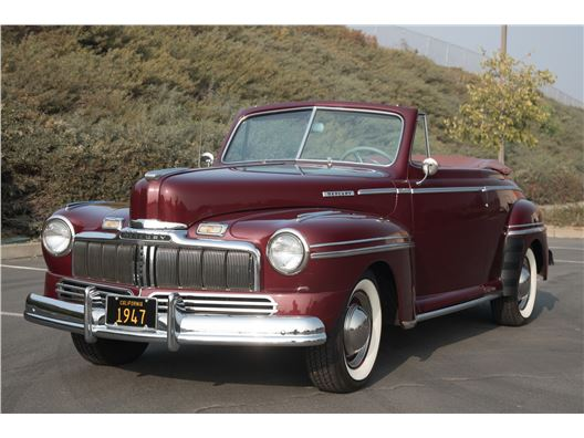 1947 Mercury Model 76 for sale in Benicia, California 94510