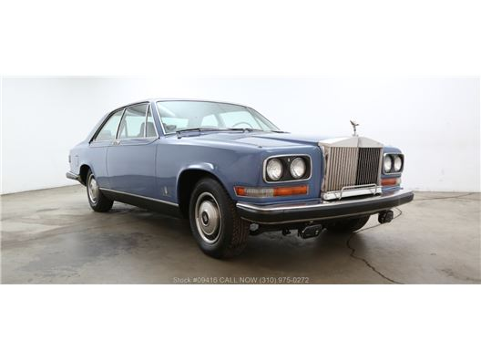 1976 Rolls-Royce Camargue for sale in Los Angeles, California 90063