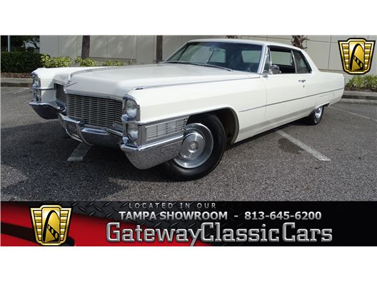 1965 Cadillac Coupe for sale in Ruskin, Florida 33570