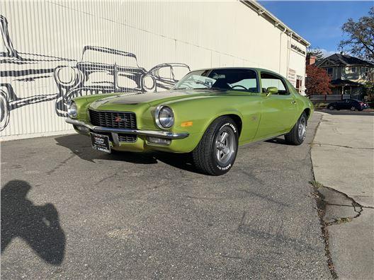 1970 Chevrolet Camaro for sale in Pleasanton, California 94566