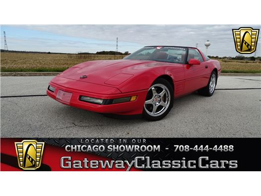1991 Chevrolet Corvette for sale in Crete, Illinois 60417