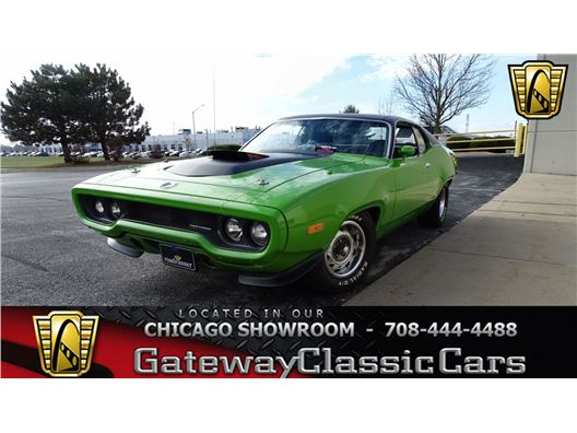 1972 Plymouth Satellite for sale in Crete, Illinois 60417