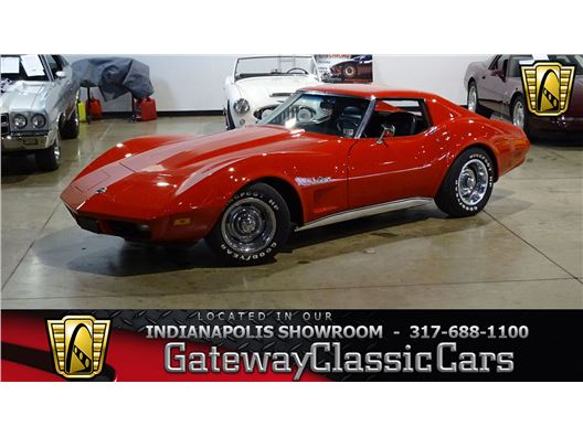 1974 Chevrolet Corvette for sale in Indianapolis, Indiana 46268