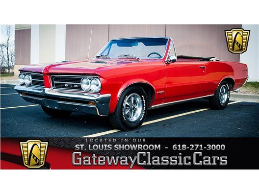 1964 Pontiac GTO for sale in OFallon, Illinois 62269