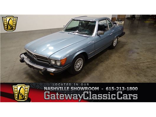 1976 Mercedes-Benz 450SL for sale in La Vergne