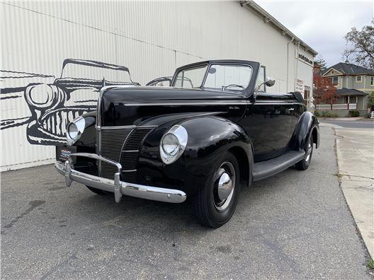 1940 Ford Deluxe for sale in Pleasanton, California 94566