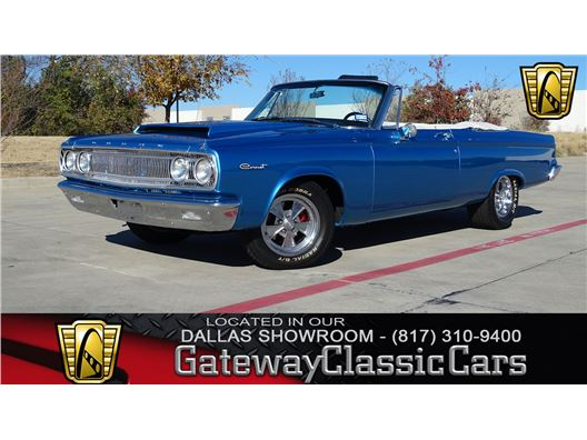 1965 Dodge Coronet for sale in DFW Airport, Texas 76051