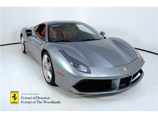 2017 Ferrari 488 GTB for sale in Houston, Texas 77057