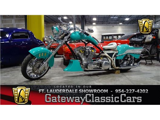 2008 Custom Chopper for sale in Coral Springs, Florida 33065