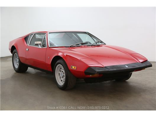 1973 De Tomaso Pantera for sale in Los Angeles, California 90063