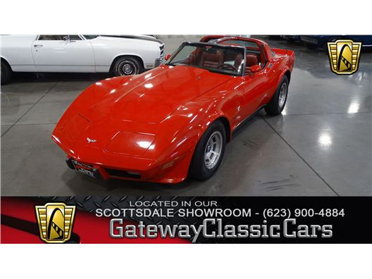1979 Chevrolet Corvette for sale in Deer Valley, Arizona 85027