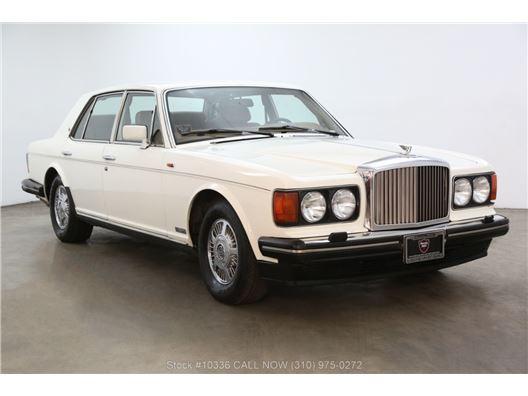 1990 Bentley Mulsanne S for sale in Los Angeles, California 90063