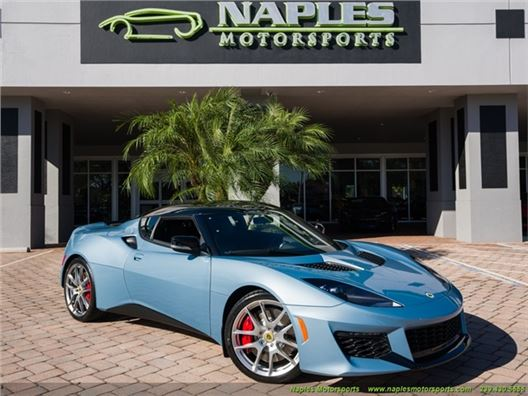 2018 Lotus Evora 400 for sale in Naples, Florida 34104