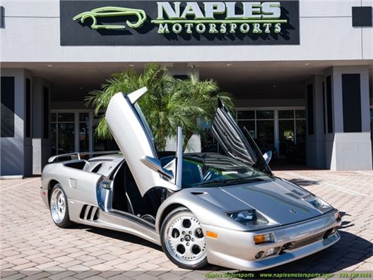 1999 Lamborghini Diablo VT Roadster for sale in Naples, Florida 34104
