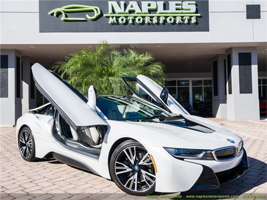 2015 BMW i8 for sale in Naples, Florida 34104