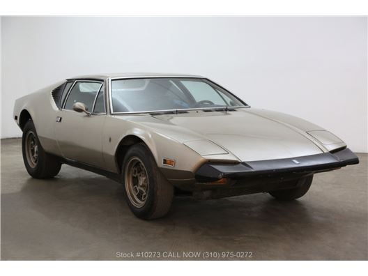 1974 De Tomaso Pantera for sale in Los Angeles, California 90063