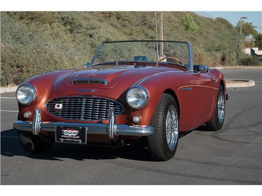 1957 Austin-Healey 100-6 for sale in Benicia, California 94510