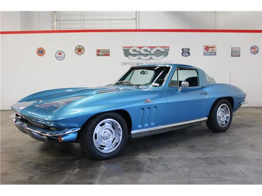 1966 Chevrolet Corvette for sale in Fairfield, California 94534