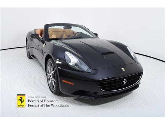 2014 Ferrari California for sale in Houston, Texas 77057
