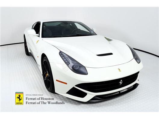 2016 Ferrari F12 Berlinetta for sale in Houston, Texas 77057