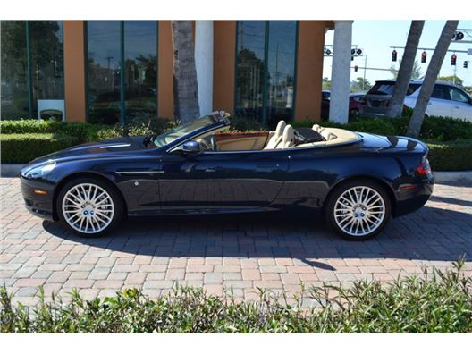 2009 Aston Martin DB9 for sale in Deerfield Beach, Florida 33441
