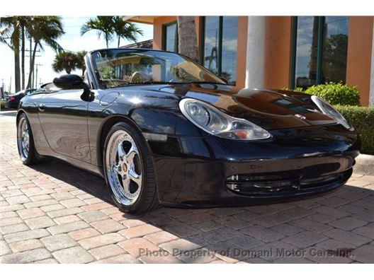 2000 Porsche 911 Carrera for sale in Deerfield Beach, Florida 33441