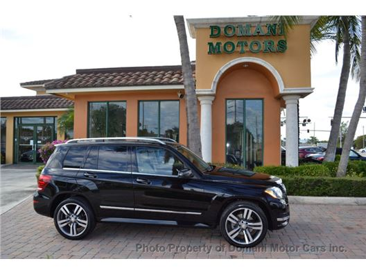 2015 Mercedes-Benz GLK for sale in Deerfield Beach, Florida 33441