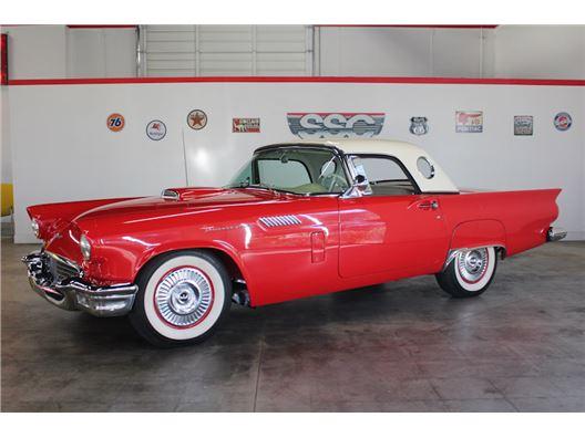 1957 Ford Thunderbird for sale in Fairfield, California 94534