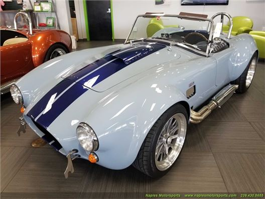 1965 Replica/Kit Backdraft Racing for sale in Naples, Florida 34104