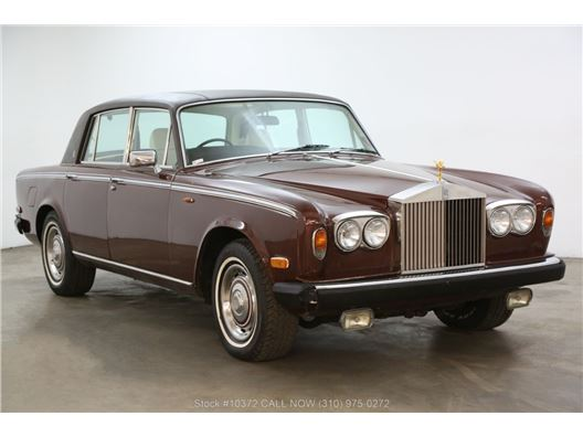 1978 Rolls-Royce Silver Shadow II for sale in Los Angeles, California 90063
