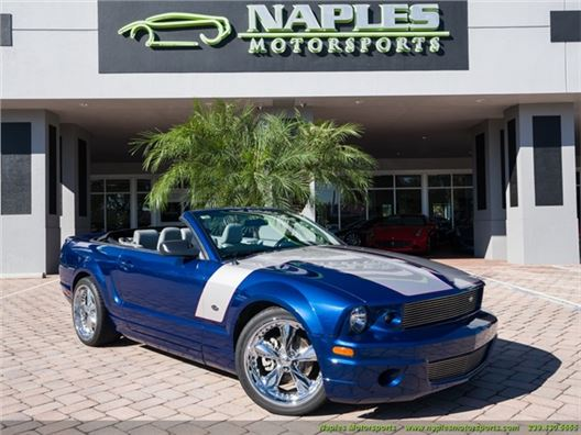 2007 Ford Mustang GT Deluxe for sale in Naples, Florida 34104