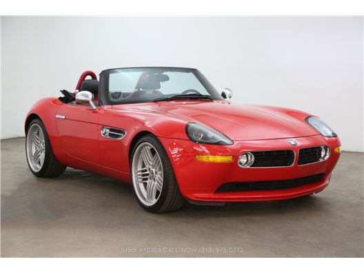 2001 BMW Z8 for sale in Los Angeles, California 90063