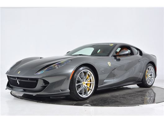 2018 Ferrari 812 Superfast for sale in Fort Lauderdale, Florida 33308