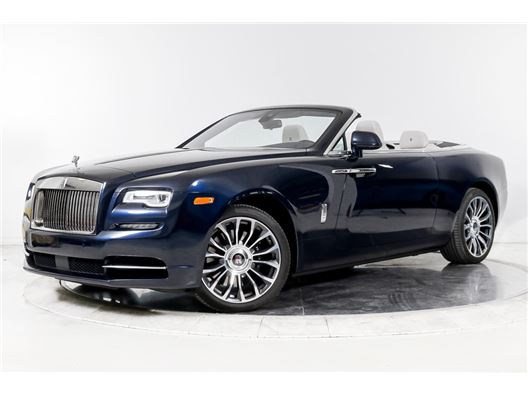 2018 Rolls-Royce Dawn for sale in Fort Lauderdale, Florida 33308