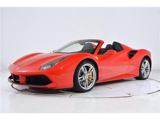 2017 Ferrari 488 Spider for sale in Fort Lauderdale, Florida 33308