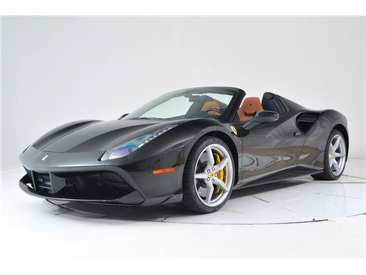 2018 Ferrari 488 Spider for sale in Fort Lauderdale, Florida 33308